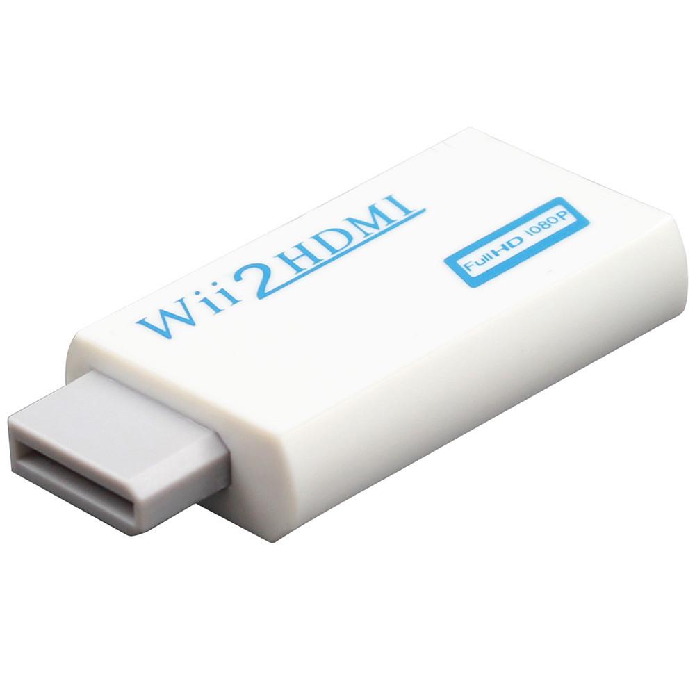 Конвертер Nintendo Wii - HDMI, видео, аудио, 1080p, адаптер