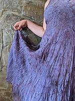Валяное платье, авторская ручная работа, платье с широкой юбкой, платье вечернее