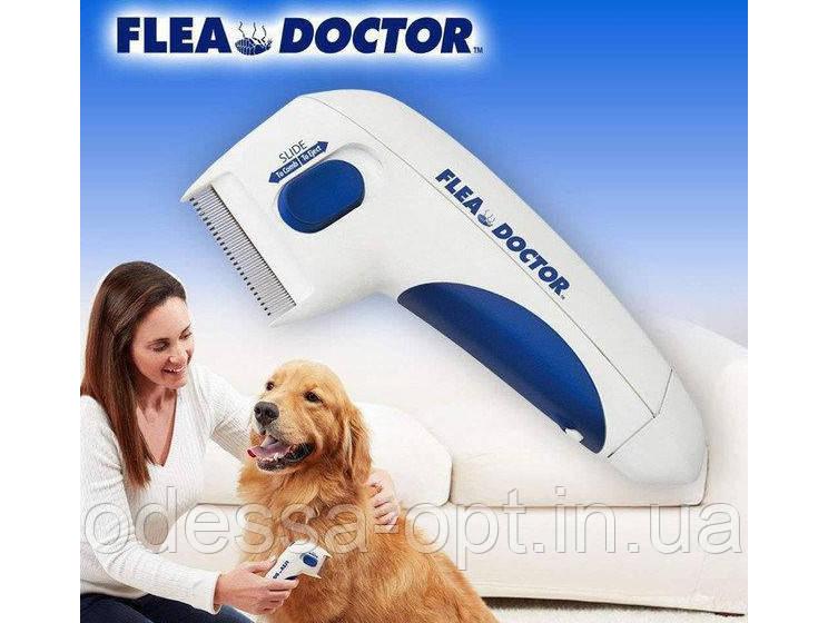 Машинка для стрижки собак FLEA DOCTOR