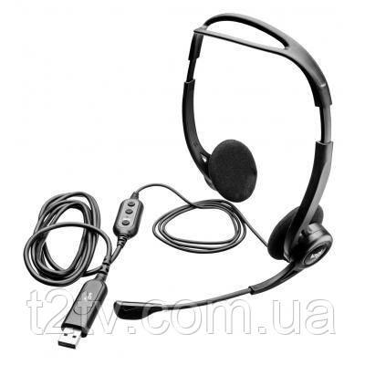 Наушники Logitech PC 960 Stereo Headset USB (981-000100)