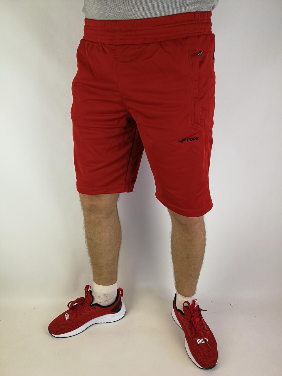 Літні чоловічі шорти червоні
