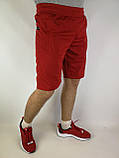 Літні чоловічі шорти червоні, фото 2