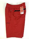 Літні чоловічі шорти червоні, фото 6