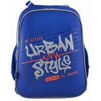 Рюкзак школьный Yes каркасный H-12 Urban Style (555964)