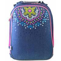 Рюкзак школьный Yes каркасный H-12 Mandala (554583)