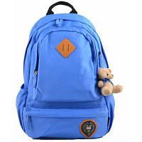 Рюкзак школьный Yes OX 353 голубой (555626)