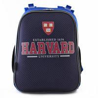 Рюкзак школьный 1 Вересня каркасный H-12-2 Harvard (554607)