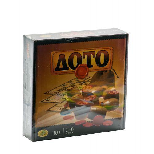 Настольная игра Лото L0001