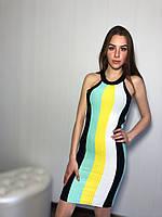 """Платье рубчик женское , размер универсал 42-46 (5цв)  """"COCO"""" купить недорого от прямого поставщика, фото 1"""