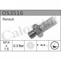 Датчик давления масла Renault Kangoo (Vernet OS3516)