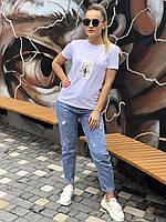 "Футболка женская (42-48) ""Galaxy"" LM-921"
