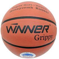 М'яч баскетбольний Winner Grippy розмір 6