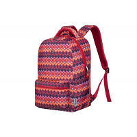 "Рюкзак для ноутбука Wenger 16"" Colleague Red Native Print (606471)"