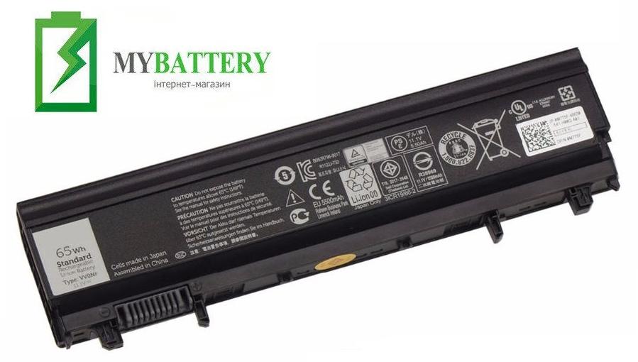 Аккумуляторная батарея Dell N5YH9 Latitude E5440 E5540 14 5000 15 5000