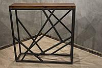 Консоль. Барная стойка. Мебель в стиле лофт