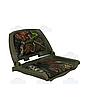 Сиденье пластиковое складное 1061106-С мшистый дуб