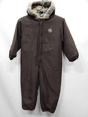 Комбинезон детский с капюшоном утепленный impidimpi , рост 98-104  045д