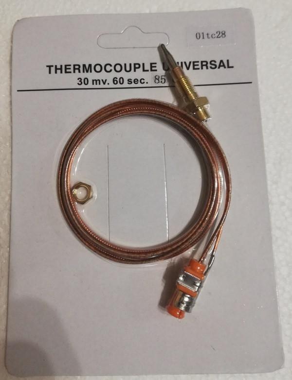 Термопара 85см для газовой плиты