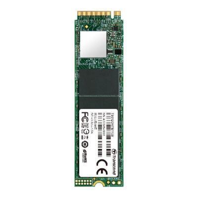 Накопитель SSD M.2 2280 128GB Transcend (TS128GMTE110S)