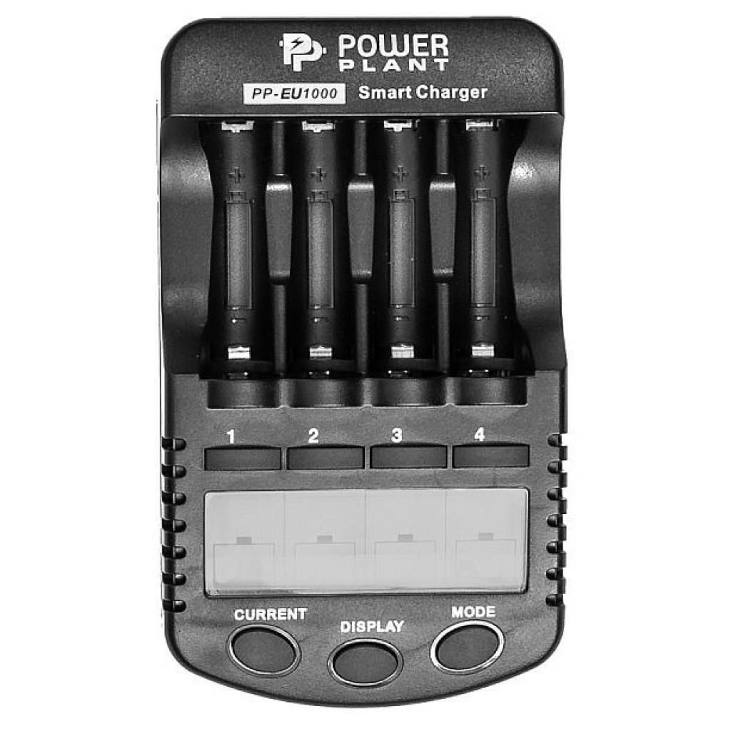 Зарядний пристрій для акумуляторів PowerPlant PP-EU1000 (DV00DV2362)