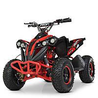 Детский квадроцикл «PROFI» HB-EATV1000Q-3ST V2 Красный