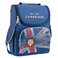 Рюкзак шкільний Yes H-11 Cambridge blue (553304)