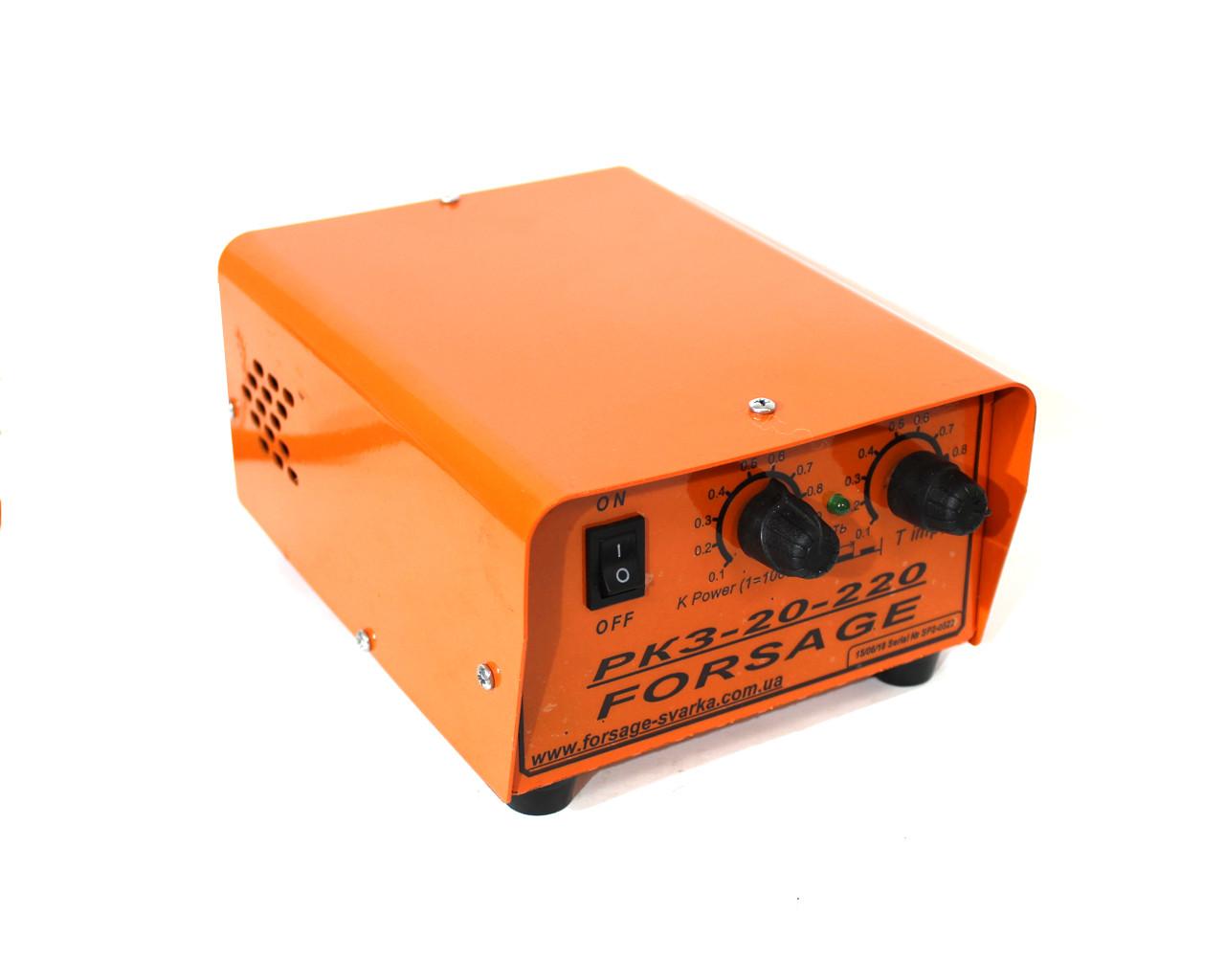 Регулятор контактной сварки РКС-20 220V