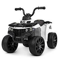 Детский квадроцикл «Bambi» M 4137EL-1 Белый