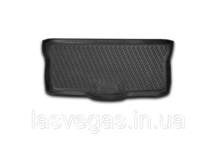 Коврик в багажник  CITROEN C1 2010- хб. (полиуретан)