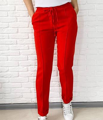 """Жіночі брюки з високою посадкою """"Indigo""""Та"""