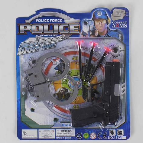 Полицейский набор 1313-7 (240/2) в слюде, фото 2