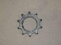 Звездочка РСМ-10.27.02.301 верхнего вала наклонной камеры (z=10,t=38)