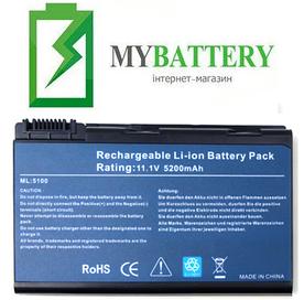 Аккумуляторная батарея Acer BATBL50L6 BATBL50L8 Aspire 3100 3690 5100 5110 5515 5610 5630 5650 5680 2450 4200