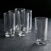 """Набір склянок 280 мл """"Стиль"""" 6 шт."""