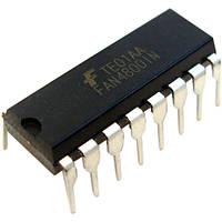 FAN4800IN DIP16 Комбинированный контроллер корректора коэффициента мощности (ККМ) + ШИМ контроллер