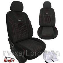 Чехлы на сидения BestKomfort 3K 004