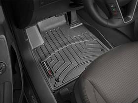 Ковры резиновые WeatherTech Hyundai Santa Fe 2013-2018  передние черные