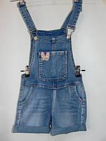 """Детский джинсовый комбинезон (6-12 лет) """"Texas"""" LZ-1427"""