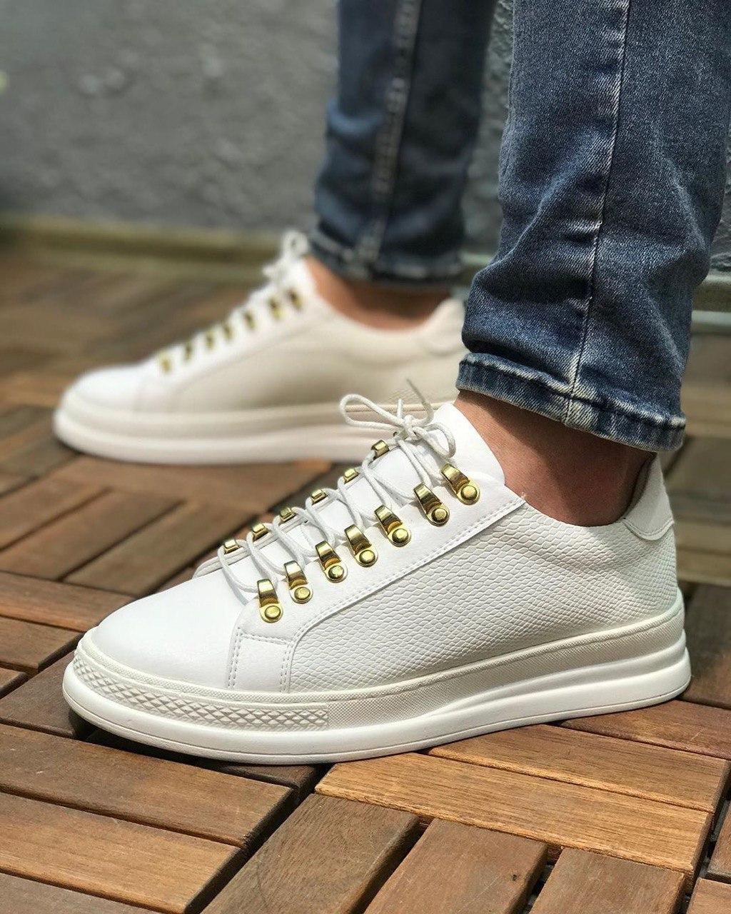 Мужские кроссовки Marco 24 white
