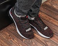 Летние мужские кроссовки Puma Hybrid NX (пума гибрид, реплика), фото 1