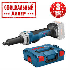 Аккумуляторная прямая шлифмашина Bosch GGS 18V-23 LC Professional (Без АКБ  и ЗУ)