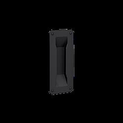 Ручка для раздвижных дверей IN ROC DESIGN черная