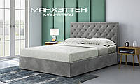 Кровать Манхеттен серии Глейд без матраса с подъемным механизмом и ящиками для белья