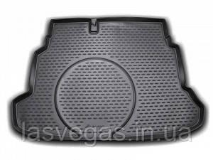 Коврик в багажник  KIA Cerato Koup 2009-2013 куп. (полиуретан)