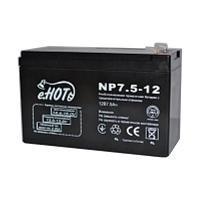 Аккумуляторная батарея ENOT 12V 7.5AH (NP7.5-12) AGM