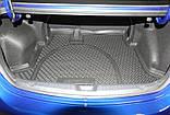 Коврик в багажник  KIA Cerato Koup 2009-2013 куп. (полиуретан), фото 2