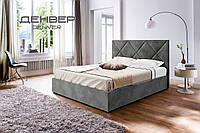 Кровать Денвер серии Глейд без матраса с подъемным механизмом и ящиком для белья, фото 1