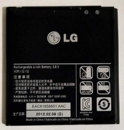 """Акумулятор """"Original"""" для LG F120 (BL-49PH) 1700mAh, фото 2"""