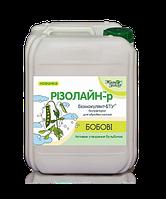 БІОІНОКУЛЯНТ РІЗОЛАЙН-р + біопротектор Різосейв-р, для інокуляції гороху та ін.бобових, 5 та 10 л