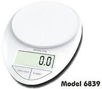 Электронные кухонные весы Momert  Модель 6839